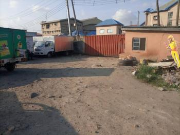 a Well Positioned Commercial Land About 6, 000 Square Metres, Bab Animashaun Street, Off Bode Thomas, Surulere, Lagos, Commercial Land for Sale