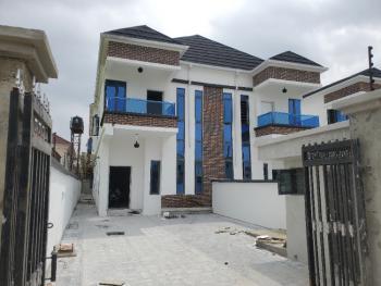 Very Large Compound 4 Bedroom Semi Detached Duplex with Bq, Jakande, Lekki, Lagos, Semi-detached Duplex for Sale