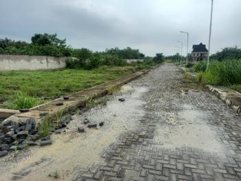 Good Titled Land in a Well Secure Location on Promo, Monastery Road, Sangotedo, Ajah, Lagos, Residential Land for Sale