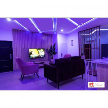 Furnished 2 Bedroom Apartment, Close to Pinnock Beach Estate, Osapa, Lekki, Lagos, Flat / Apartment for Sale