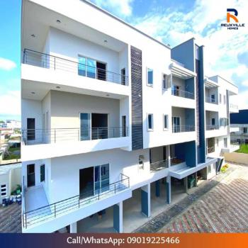 Fully Serviced 3 Bedroom Flat with a Bq, Orchid Road, Lekki Expressway, Lekki, Lagos, Flat / Apartment for Sale
