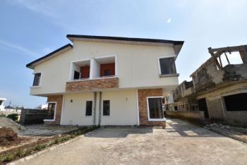 Newly Built 4 Bedroom Semi-detached Duplex with Bq, Vgc, Lekki, Lagos, House for Rent