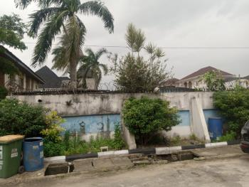 5 Bedrooms Bungalow and 2 Bedroom Bq on Land of 550m2, Akora Estate, Off Adeniyi Jones, Ikeja, Lagos, Detached Bungalow for Sale