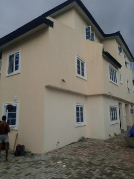 Newly Built  Serviced 3 Bedroom Flat with with 24hrs Light, Ologolo, Lekki, Lagos, Flat / Apartment for Rent