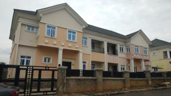 4 Bedrooms Semi-detached Duplex with 2 Living Rooms and a Bq, Opposite Games Village, Games Village, Kaura, Abuja, Semi-detached Duplex for Sale