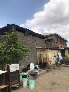 a Setback Piece of Land of About 200sqm with Right of Way (easement), By Fadipe Street, Bariga, Shomolu, Lagos, Residential Land for Sale
