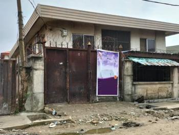 a Block of 4 Units of 3 Bedroom Flats Sitting on 553sqm, Akoka, Yaba, Lagos, Block of Flats for Sale