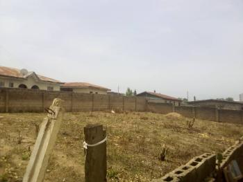 a Plot of Land with Courses of Fence, Agunbelewo, After Lameco Roundabout, Ilobu Road, Osogbo, Osun, Residential Land for Sale