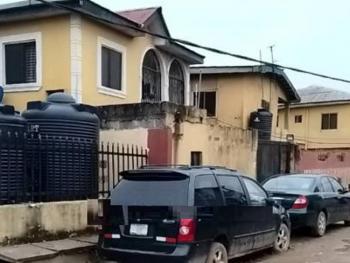 a Block of 4 Units of 2 Bedroom Flats, Alapere, Ketu, Lagos, Block of Flats for Sale