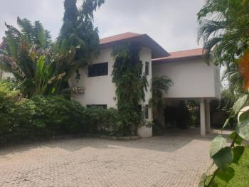 Ambassadorial 6 Bedrooms Detached House with State-of-the-art Amenitie, Aso Drive, Maitama District, Abuja, Detached Duplex for Rent