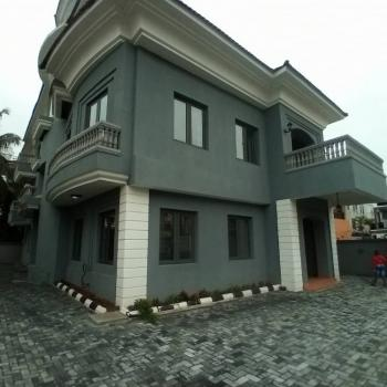 Newly Built Exquisitely Finished 5 Bedroom Detached  with 2 Rooms Bq, Parkview Estate, Parkview, Ikoyi, Lagos, Detached Duplex for Sale