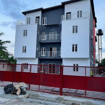 Brand New 3 Bedroom Flat with 1-room Bq, Agungi, Lekki, Lagos, Flat / Apartment for Sale
