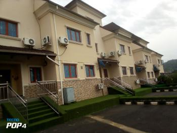Fully Serviced Exclusive 4 Bedrooms & Bq, Katampe Extension, Katampe, Abuja, Terraced Duplex for Rent