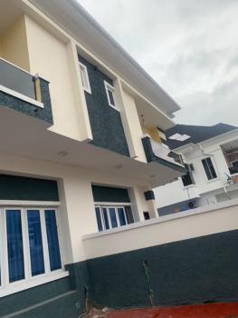4 Bedroom Semi Detached Duplex Available, Chevron, Lekki, Lagos, Semi-detached Duplex for Rent
