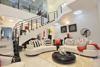 4 Bedroom Twin Duplex with 2 Service Quarters, Atlantic View Estate, New Road., Lekki, Lagos, Semi-detached Duplex for Sale