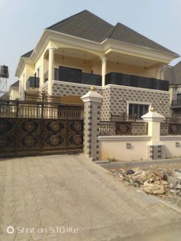 4 Bedroom Mansion, Wonderland Estate, Games Village, Kaura, Abuja, Detached Duplex for Sale