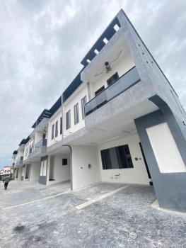 Newly Built 4 Bedroom Terrace Duplex in Good Location, Ikate Elegushi, Lekki, Lagos, Terraced Duplex for Sale