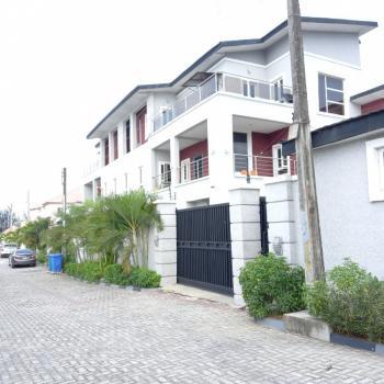 5bedroom Smart Home Semidetached  Duplex with Media/cinema, Lekki Phase 1, Lekki, Lagos, Detached Duplex for Sale