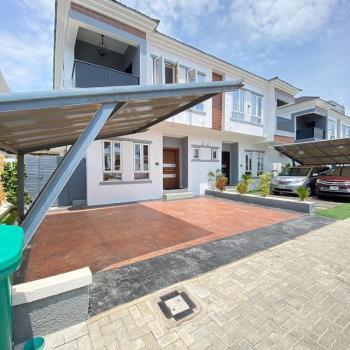 4 Bedroom Semi Detached Duplex, Ikate Elegushi, Lekki, Lagos, Detached Duplex for Sale