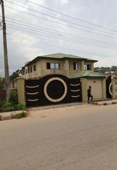 Fully Detached House with Bq for Commercial Uses., Queen Elizabeth Road, Total Garden Area, Ibadan., Agodi, Ibadan, Oyo, Commercial Property for Rent