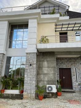5 Bedroom Duplex with Penthouse and Bq, Katempe Main, Katampe, Abuja, Detached Duplex for Sale