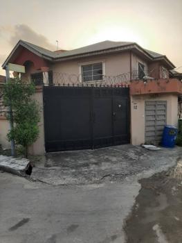Very Decent 3 Bedrooms Semi Detached House, Medina Estate, Gbagada, Lagos, Semi-detached Duplex for Rent