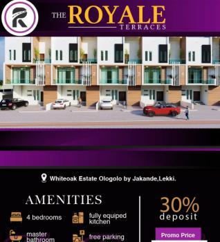a House You Pay for 18 Months, The Royale Terraces Estate, Ologolo, Lekki, Lagos, Semi-detached Duplex for Sale
