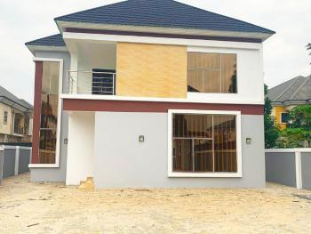 Luxury 4 Bedroom Duplex with a Bq & Space for 6 Cars, Off Peter Odili Road, Trans Amadi, Port Harcourt, Rivers, Detached Duplex for Sale
