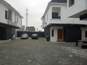 Newly Built Serviced 4 Bedroom Duplex with Bq, Lekki Conservative Center, Lekki, Lagos, House for Rent