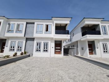 Super Luxury Expatriate 4 Bedroom Semi Detached with Bq, Orchid Area, By 2nd Tollgate Chevron, Idado, Lekki, Lagos, Semi-detached Duplex for Sale
