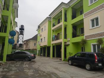 Well Maintained Serviced 3 Bedrooms Flat with Bq and Swimming Pool, Idado Estate, Idado, Lekki, Lagos, Flat / Apartment for Rent
