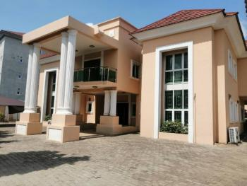 Stand-alone 7 Bedrooms Duplex, 2 Bedrooms Guest Chalet + 2 Bedrooms Bq, Aso Villa Quarters, Asokoro District, Abuja, Detached Duplex for Sale