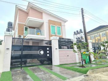 Luxury Four (4) Bedroom Detached Duplex with Bq, Lekki Phase One, Lekki, Lagos, Semi-detached Duplex for Sale