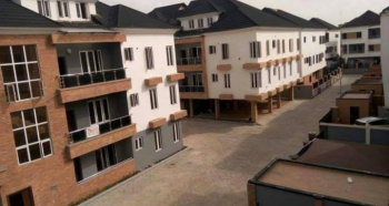 2 Nos. 3 Bedroom Flats with Bq in a Serviced Mini Estate, Parkview, Ikoyi, Lagos, Flat / Apartment for Sale