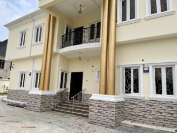 Newly Improved 6 Bedroom Duplex, Guzape District, Abuja, Semi-detached Duplex for Sale