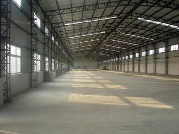 2 Bay Warehouses Land Size: 1.645 Acres Situated in an Industrial, Off Kudirat Abiola Way, Ikeja, Lagos, Warehouse for Sale