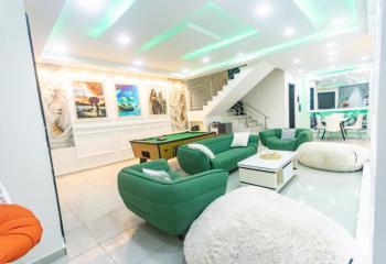 Luxury 4 Bedroom Duplex, Onigefun Road, Oniru, Victoria Island (vi), Lagos, Semi-detached Duplex Short Let