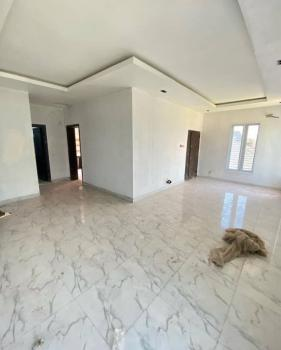 4 Bedroom Terrace Duplex with Bq, Behind Enyo Petrol Station Chisco Bustop, Ikate, Lekki, Lagos, Terraced Duplex for Rent