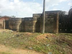 an Uncompleted Building of 6 Bedroom Flats Bungalow with a Bq, Ibadan Oluyole-akinyele, Oluyole, Oyo, Detached Bungalow for Sale