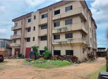 3 Storey Strategic Commercial Pty on 1350sqm, Directly on Agege Motor Road, Oshodi, Lagos, Plaza / Complex / Mall for Sale