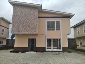 Cool 4 Bedroom Duplex, Off Monastery Road, Behind Shoprite/novare Mall, Sangotedo, Ajah, Lagos, Detached Duplex for Rent