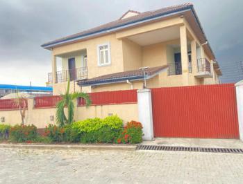 a Modern Executive 4 Bedroom Detached Luxury Duplex with 2 Flats, Ocean Palm Estate, Sangotedo, Ajah, Lagos, Detached Duplex for Sale
