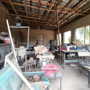 148sqm Warehouse/mini Factory, Off Lotto Road, Mowe Town, Ogun, Warehouse for Rent