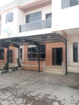 4 Bedroom Terrace Duplex Inside Decent Estate, Ikate, Lekki, Lagos, Terraced Duplex for Rent