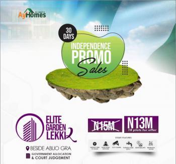 Land, 30 Days Promo, Elite Garden Phase 2, Abijo, Lekki, Lagos, Residential Land for Sale