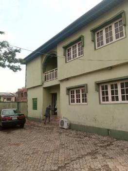 This Is Duplex with 2 Numbers of 3 Bedrooms Flat, with C of O, Gra Phase 1, Magodo, Lagos, Detached Duplex for Sale