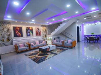 Tastefully Furnished Luxury 4 Bedroom Terrace Duplex with Swimming Pool, Oniru, Victoria Island (vi), Lagos, Terraced Duplex Short Let