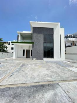 Luxury 5 Bedroom Duplex + Bq Within a 24hr Power Estate, Osapa, Lekki, Lagos, Detached Duplex for Sale