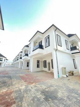 Unconventional Spacious 4 Bedrooms Terraced  Duplex, Orchid Hotel Road, By 2nd Toll Gate Chevron, Lekki, Lagos, Terraced Duplex for Sale
