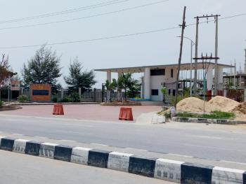 Bare Land of 500 Sqm in Gated Estate - Periwinkle Estate, Periwinkle Estate, Lekki, Lagos, Residential Land for Sale